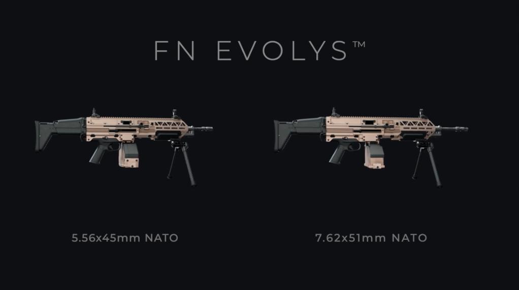 FN Herstal Evolys 556 762