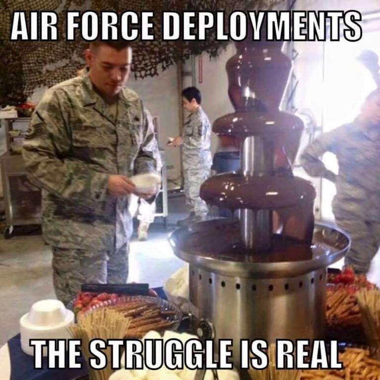 Air Force Deployment