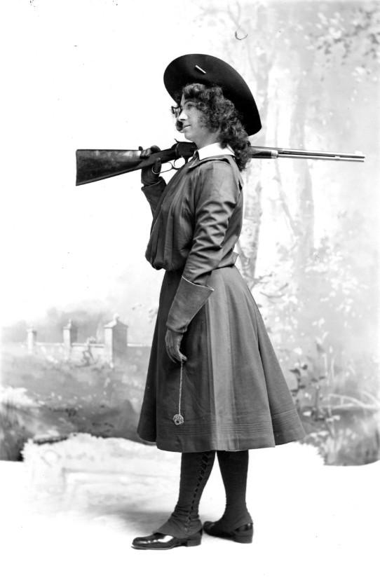 Annie Oakley Winchester 1892