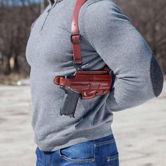 Craft Holsters Shoulder Holster System