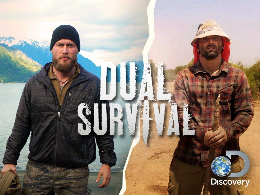 Dual Survival Logo