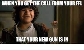 FFL gun is in meme