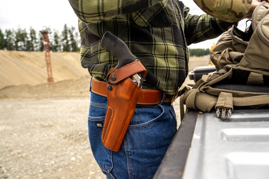 Galco Single Action Outdoorsman Holster