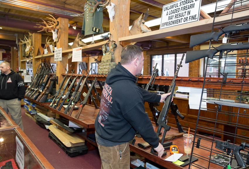 Gun Store (NSSF)