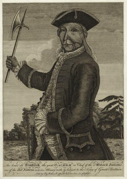 Hendrick Tomahawk