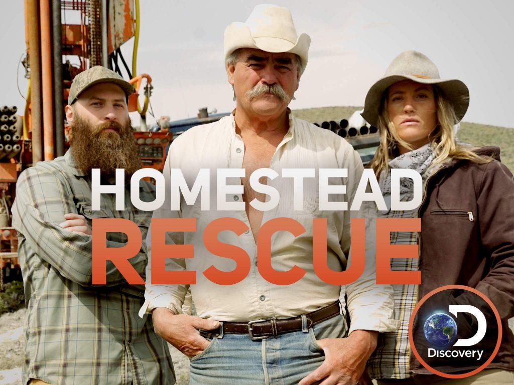 Homestead Rescue Logo