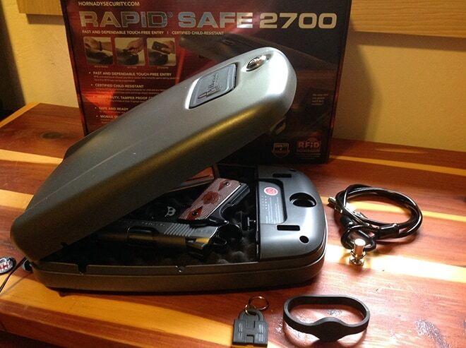 Hornady RAPiD 2700 safe (Guns.com)