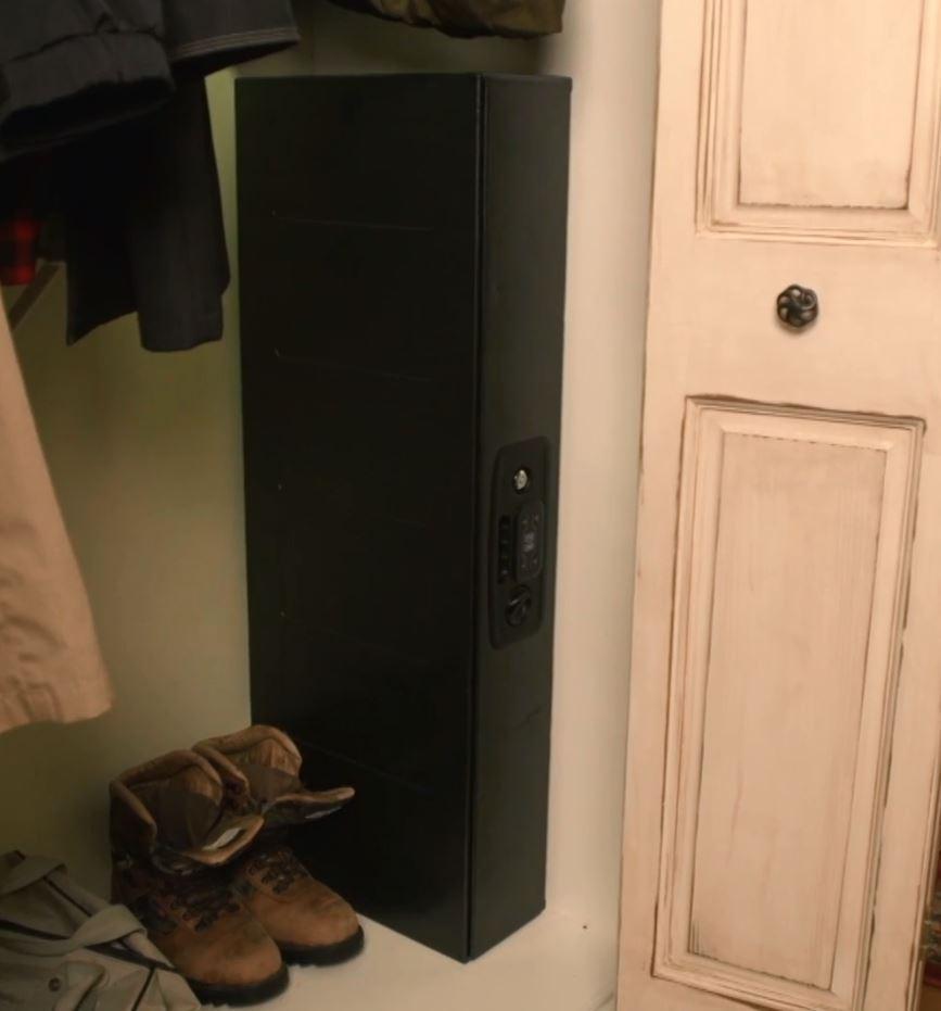 Hornady RAPiD AR safe in closet