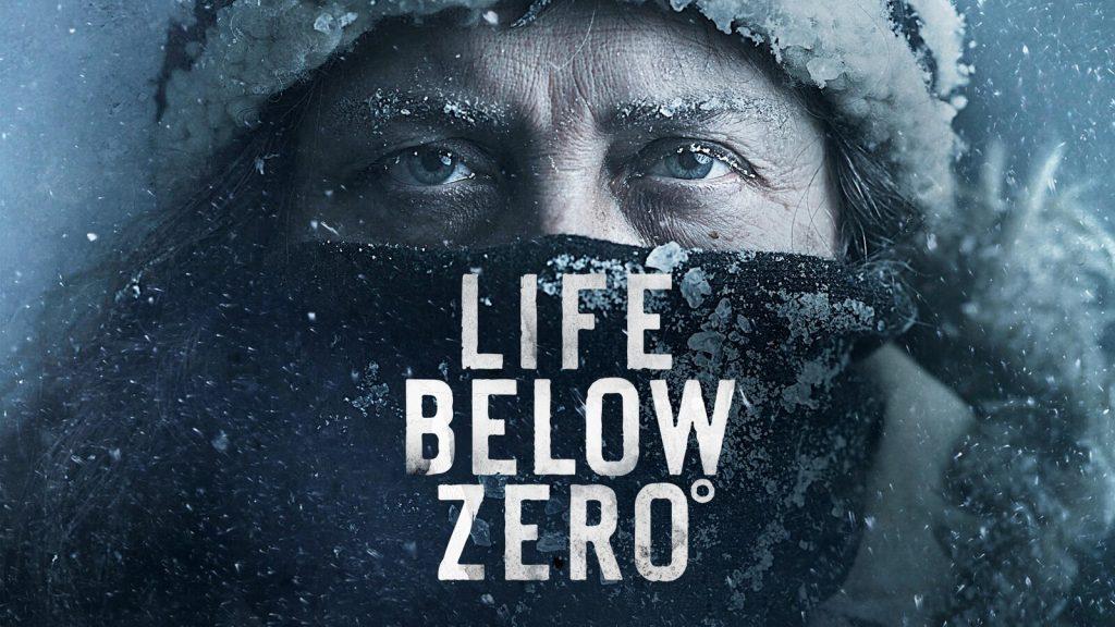 Life Below Zero Logo