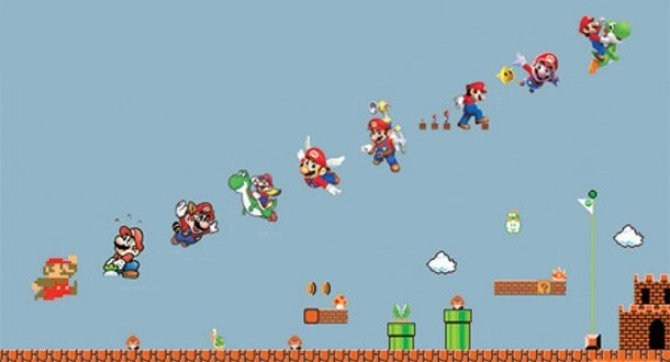 Mario Game Informer