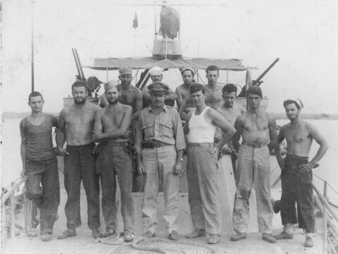 PT Boat P-564 1943
