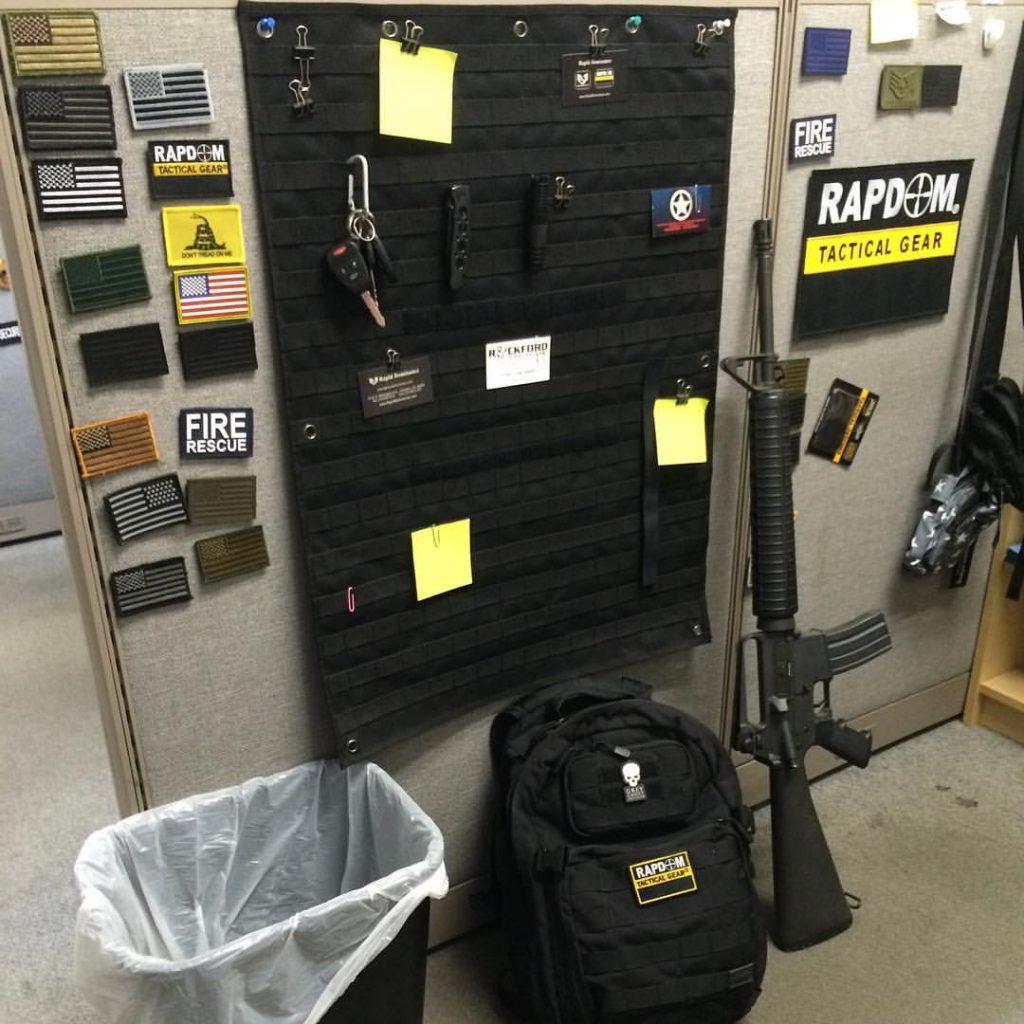 RAPDOM Tactical MOLLE Panel