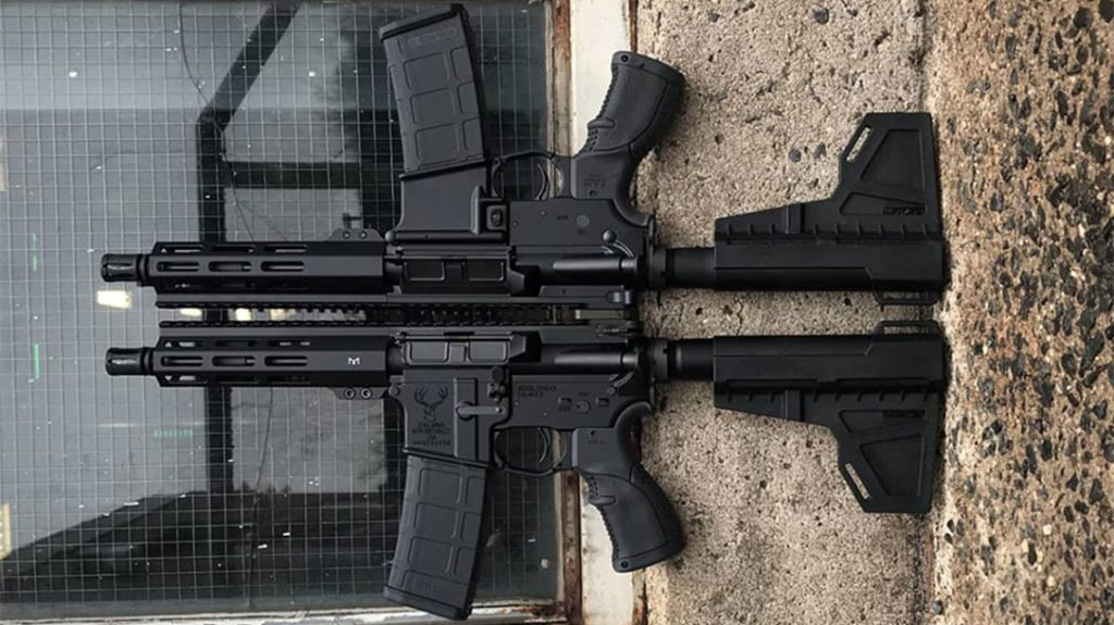 """Stag 15 Tactical LH QPQ 7"""" and RH QPQ (Tactical Life)"""