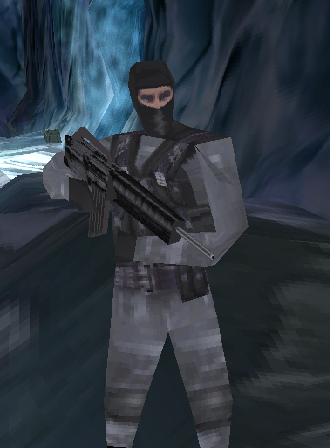Syphon Filter Spook