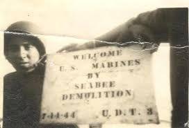 UDT 3 Welcome US Marines