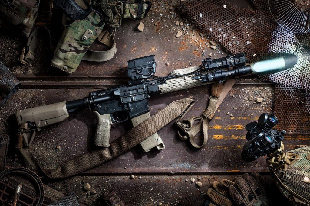 Vortex UH-1 Gen 2 on rifle