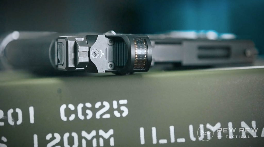 Holosun 507C X2 Primary Arms Vulcan Solar Panels
