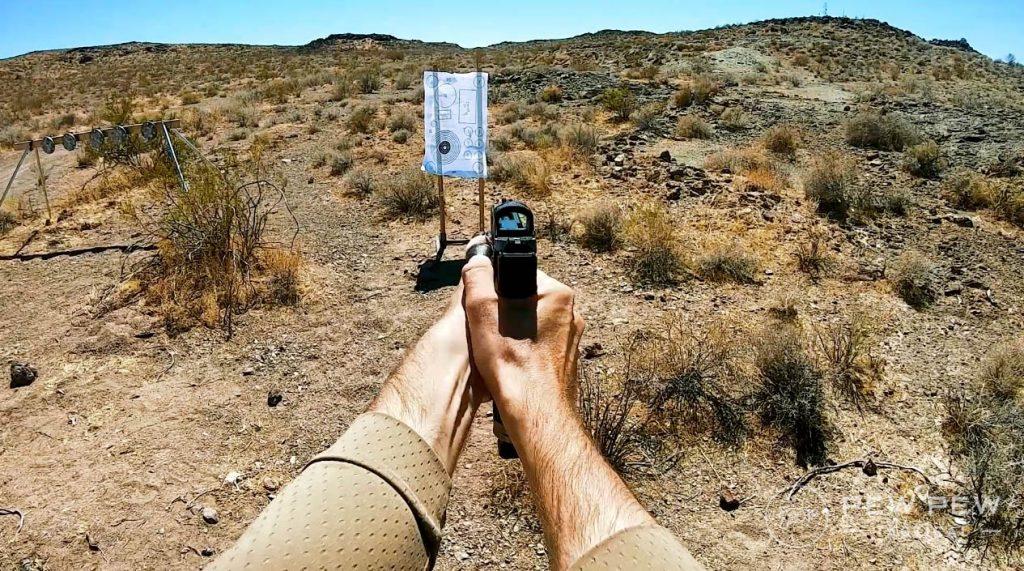 Holosun 507C X2 Primary Arms Vulcan REI Factor Challenge