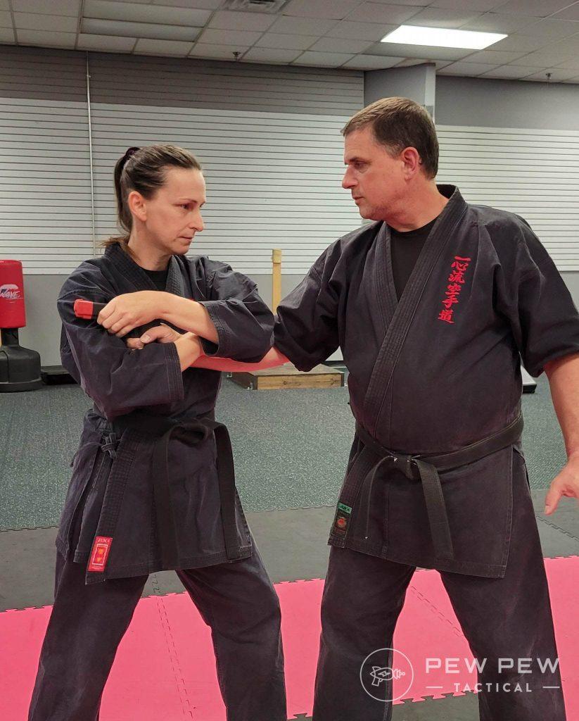 Martial Arts GunFighting