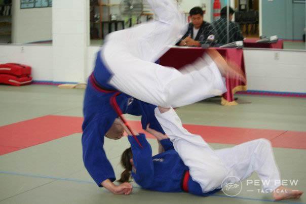 Martial Arts GunFighting Jacki