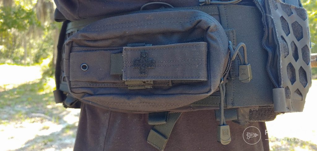 5.11 Tactical AMP Plate Carrier with IFAK