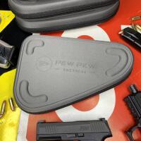 pew pew tactical pistol case